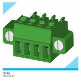 고품질 PCB 플러그 접속식 끝 구획