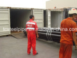 Tubo senza giunte Psl1 del acciaio al carbonio del grado B di ASTM A106