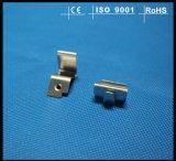 Agrafes de rabattement de toit en métal d'acier inoxydable