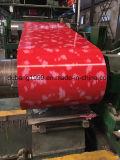 A flor revestiu a bobina de aço/grão de madeira PPGI/cor especial de aço revestido Bobina-PPGI
