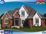 Casa prefabricada de acero/chalet del alto grado para que familia viva (SSW-P-011)