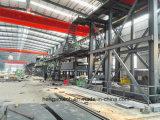 Aluminium-und Stahl-Streifen-Ring-Farben-Beschichtung-Zeile