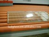 Lavado de alta presión del vidrio de la lámina del viento del producto caliente y secadora