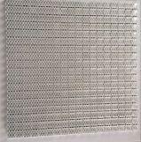 Mattonelle di mosaico poco costose dell'acciaio inossidabile del quadrato del metallo del Manufactory della Cina