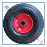 250-4/3.00-4 Riga della barra di rotella di gomma gonfiabile; Rotelle; Rotelle del passeggiatore