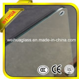 6mm / 8mm / 10mm / 12mm /15mm / 19mm Clear Toughen Glass with CE / ISO9001/ SGS / CCC
