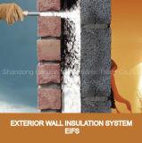 Mescolanza HPMC del sistema dell'isolamento termico della parete interna ed esterna