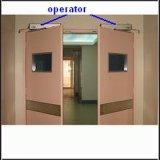 Operatore automatico del portello dell'ospedale