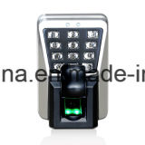 Im FreienFingerprint&Card Zugriffssteuerung mit Tastaturblock (MA500)