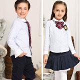 Горячая продавая школьная форма! Рубашка и платье начальной школы равномерные