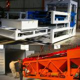 Vollautomatischer Betonstein, der die Maschine Qt10-15c pflastert den Block herstellt Maschine herstellt