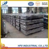 Folha de aço galvanizada material de construção da telhadura