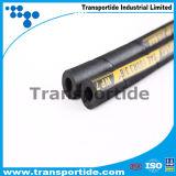 Hydraulischer flexibler thermoplastischer Preis des Schlauch-SAE100r7/Twin des Schlauch-R8