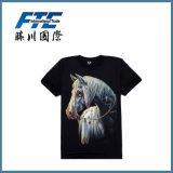 3D t-셔츠 또는 주문 t-셔츠 또는 남자 t-셔츠