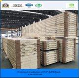SGS ISOの速く、容易な構築200mm PUサンドイッチパネル