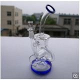 Bestes verkaufendes Glaswasser-Rohr für das Rauchen, Glaspfeife, Wasser-Glas-Rohr
