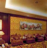 FRP 3D придают огнестойкость декоративной панели стены