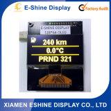 128X64 Mono Graphic Monitor OLED Bildschirmanzeigebaugruppe für Verkauf