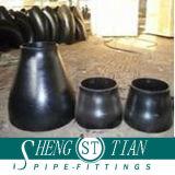 Instalación de tuberías de acero de carbón de las guarniciones del reductor
