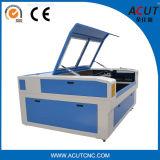 CO2CNC Laser-Maschine für hölzerne Gravierfräsmaschine des Ausschnitt-/Laser