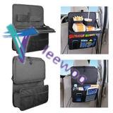 Universal ordenado del bolso del almacenaje de la bolsa del sostenedor del Multi-Bolsillo del organizador del asiento trasero promocional del coche SUV