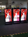 HandelsbekanntmachenBildschirm des Fußboden-Standplatz-LED