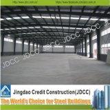 Edificio de la estructura de acero de la luz del bajo costo