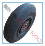 Harter Gummi-und Plastikmischungs-Räder für Karren
