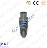 CNC에 의하여 주문을 받아서 만들어지는 알루미늄 합금 스테인리스 또는 고품질 정밀도 CNC 축융기 부속