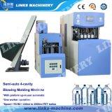 2000bph 4-Cavity Halb-Selbstplastikhaustier-Flaschen-Blasformen-Maschine