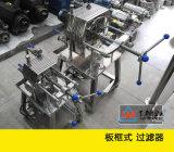 Фильтр давления плиты нержавеющей стали