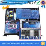高品質4チャネル1350*4 WデジタルHargaの保証3年のの専門の電力増幅器Fp10000q