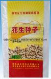 material 100%New que empacota o saco tecido para gêneros alimentícios