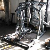 Martillo Comercial Fuerza de la gimnasia Aparatos para hacer ejercicio ISO-Lateral Leg Press