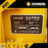 Cargador Lw500k de la rueda de XCMG cargador de 5 toneladas