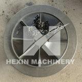 Ventilatore dinamico del rifornimento del fornitore che equilibra i ventilatori fusi della fornace