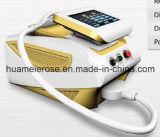 Máquina portátil da beleza da remoção do cabelo do IPL Shr do profissional com indicador Foldable