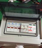 Beste Economisch Model 5 van de Prijs voerde de Doos van de Combine van 2 Output gelijkstroom voor 400V het Systeem van gelijkstroom in