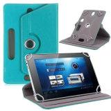 Vente en gros à la mode 7 8 9 cas universel de couverture de tablette de cuir de 10 pouces