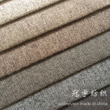 Polyester et Nylon Composition Linen Type Sofa Fabric