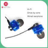 携帯電話のMP3プレーヤーのための3.5mmのイヤホーン
