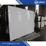 vidrio desaparecido brillante de marfil de 3-12m m para la decoración