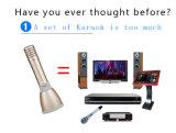 신제품 휴대용 디지털 Karaoke Mic USB 소형 Bluetooth 마이크