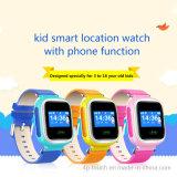 昇進のギフト(Y5)のための多彩なタッチ画面GPSの子供の腕時計