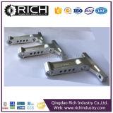 Peça fazendo à máquina do CNC da peça de alumínio de Rod do forjamento/forjamento de alumínio