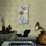 Peinture décorative de fleur pour la décoration à la maison