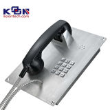 Maritime를 위한 비상사태 Telephone Knzd-07-Stainless Steel Industrial Telephone