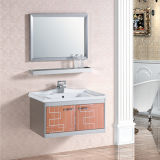Mobilia fissata al muro all'ingrosso della stanza da bagno dell'acciaio inossidabile