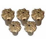 Outil à morceau et à pastilles de foret de roche de R32 T38 T45 T51 et outil à pastilles sphérique