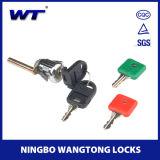Bloqueo de alto nivel del cajón del zócalo de las pinzas de Wang con el clave principal